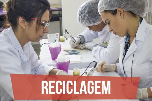 Reciclagem de Micropigmentação